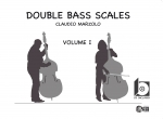 DOUBLE BASS SCALE-VOLUME 1 + CD allegato