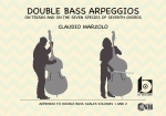 DOUBLE BASS ARPEGGIOS. On triads and on the seven species of seventh chords Vol 1-2+CD